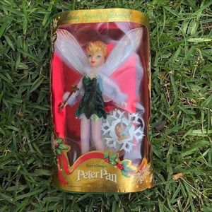 Holiday Sparkle Tinkerbell Peter Pan Special Ed.